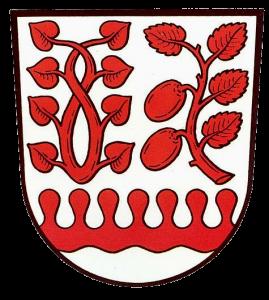 Wappen Wonfurt - Heimat von M&M Orchideen